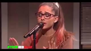 Ariana Grande 2016 Vocal Impressions Rihanna,Britney Spears,Shakira HD