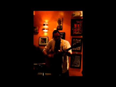 Donal Cox @ The Path Cafe NYC.wmv