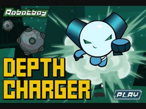 Two Robotboy Games (Flash) Double Gameplay