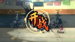 Naruto Online Mobile - Matsuri Challenge (I get destroyed)