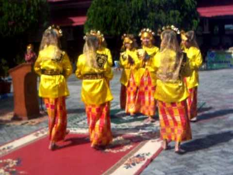 Tari Persembahan Riau Oleh Smkn Pertanian Terpadu Prov.riau video