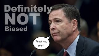 FBI Director James Comey Shamelessly Makes Up Excuses For Hillary Clinton