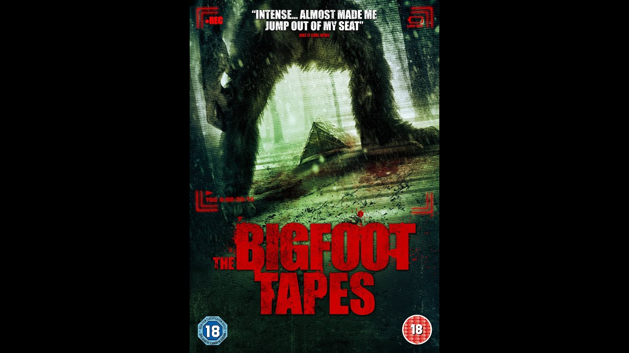 the bigfoot tapes official trailer 2013 youtube