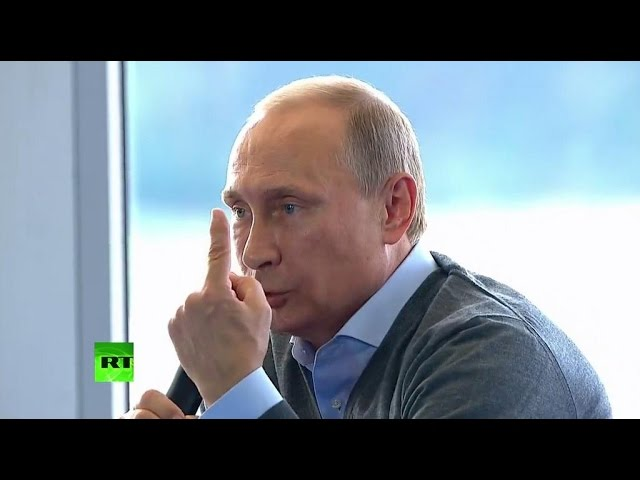 Putin: Anything US touches turns into Libya or Iraq