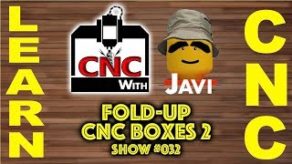 CNC with Javi #032 - Duplicated a Rockler Miter Fold Dado set cut using a router