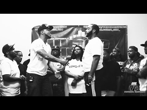BROOKLYN CARTER VS KING MONEYY PROVING GROUNDS