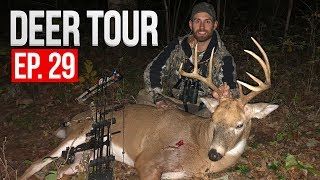 Hunting Scrape Lines, MISSOURI BOW BUCK - DEER TOUR E29
