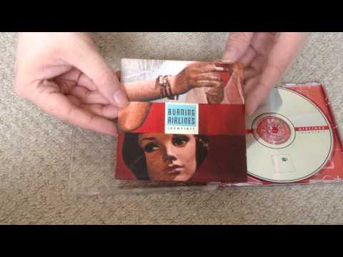 Nostalgamer Unboxes Burning Airlines Identikit On CD
