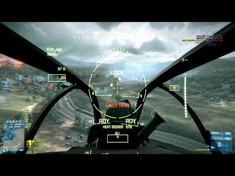Learning to Pilot the Bathtub EP1- Epic fails and flashes of genius - Caspian Border BF3
