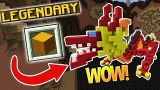 OUR BEST LEGENDARY BUILD EVER!! (Minecraft Build Battle)