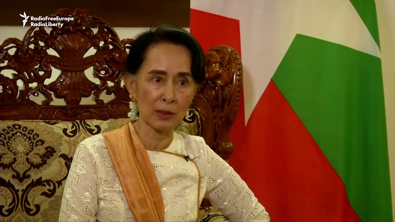 Suu Kyi Says No Simple Answers To Rohingya Crisis