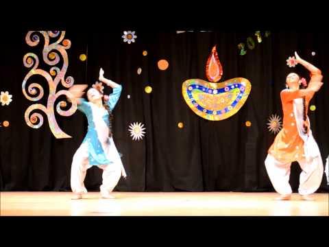 IUCA Diwali 2012 Barso Re Megha Megha
