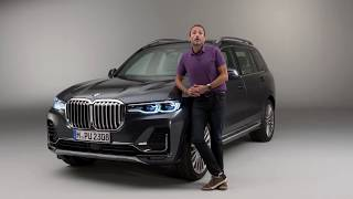 2019 BMW X7 - Sneak Preview Video Walkaround