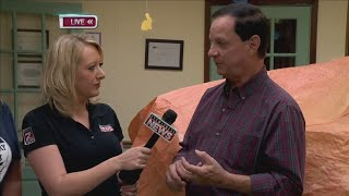 Eyewitness News gives back on Founder's Day of Caring