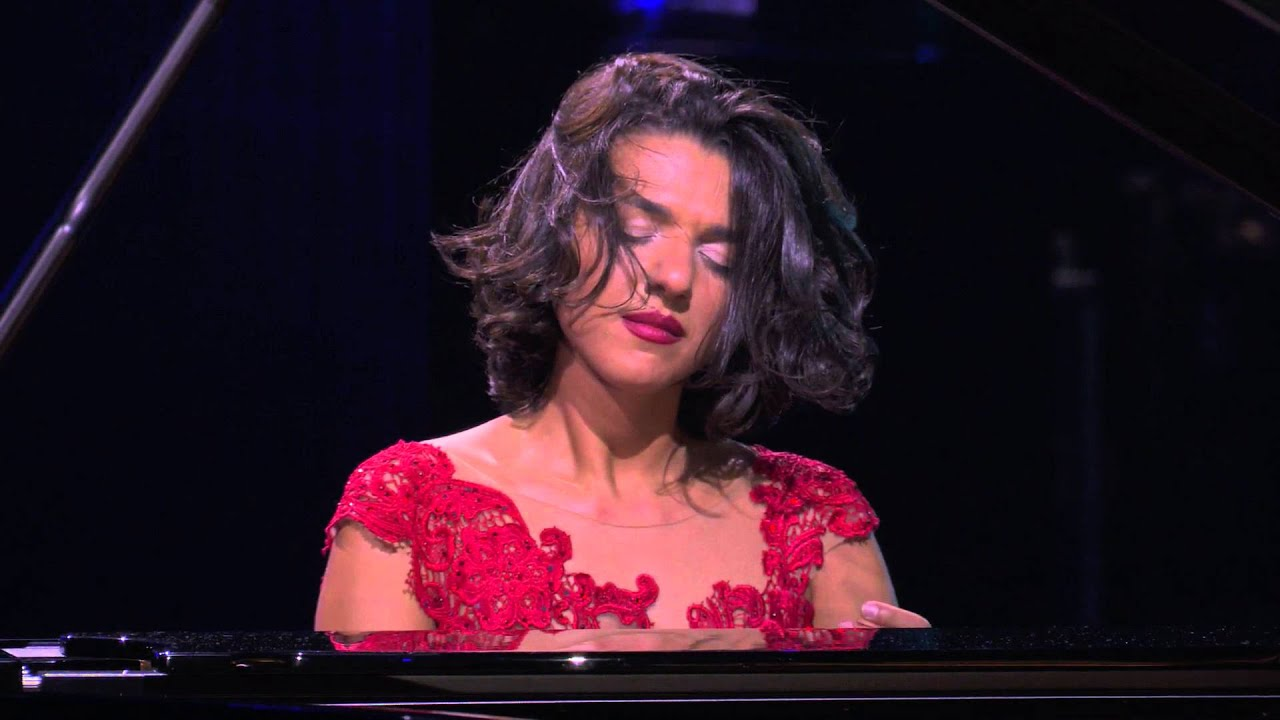 Khatia Buniatishvili Married