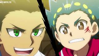 Beyblade burst god AMV Valt Vs Joshua