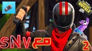 Fortnite GameShow with sNv فورت نايت باتل رويال مع