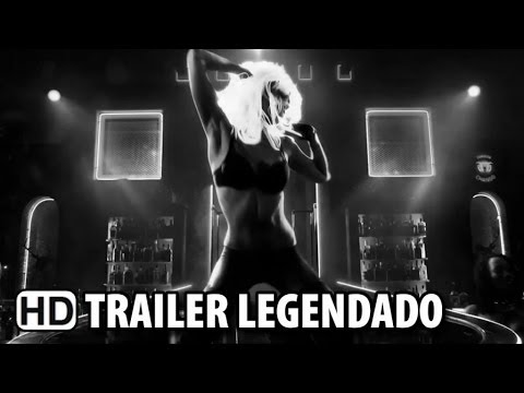 Sin City 2: A Dama Fatal - Trailer HD Legendado (2014) HD