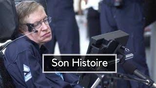 Stephen Hawking est mort.. Voici son histoire