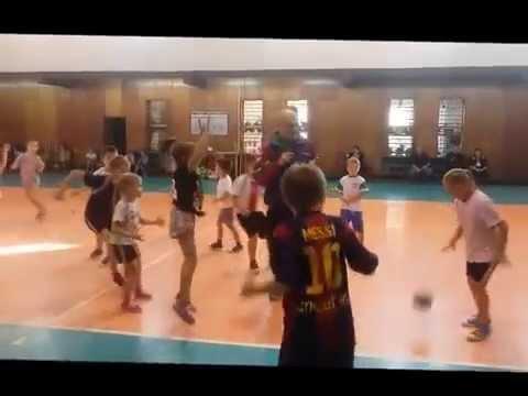 Trening Piłki Ręcznej- Klasy 1-3