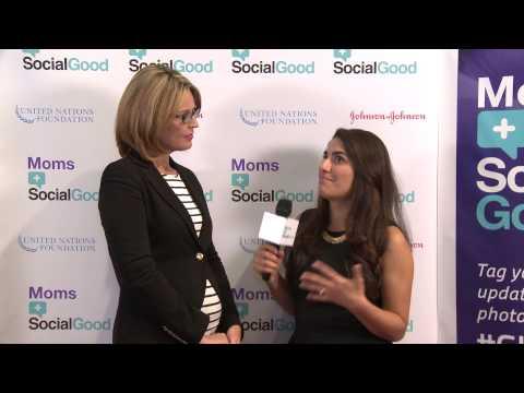 Savannah Guthrie: Moms +SocialGood