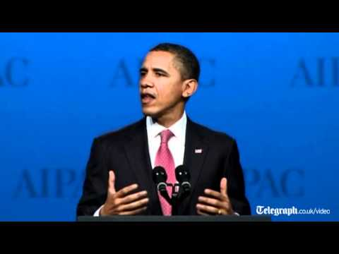 Barack Obama discourages Iran war talk
