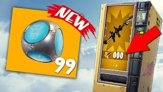 FORTNITE BATTLE ROYALE SOLO! - NIEUWE ITEMS!