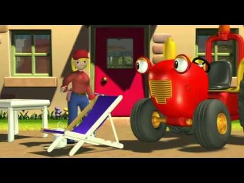 трактор том мультфильм смотреть онлайн: