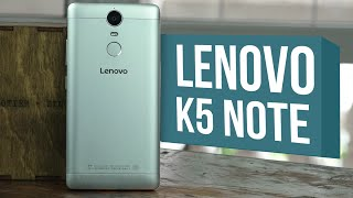 Lenovo K5 Note Цена