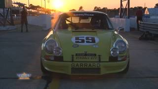 Hurley Haywood and his Winning Porsche Carrera RS