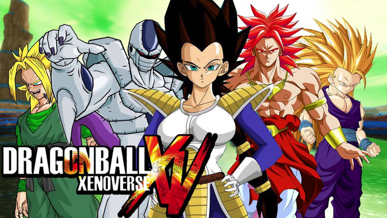 Dragon Ball Xenoverse Created Characters Dragon Ball Xenoverse What