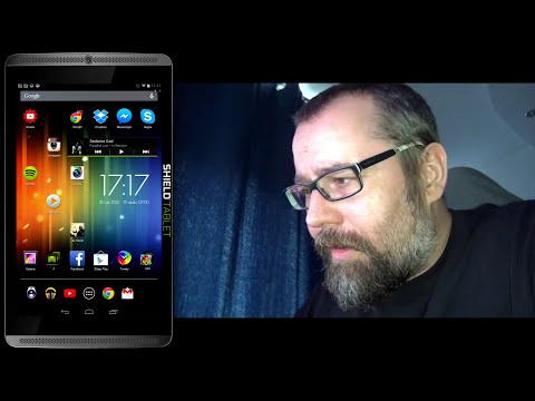 Technikalia - Nvidia Shield Tablet