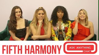Fifth Harmony Talk About