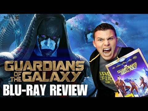 Guardians Of The Galaxy - Blu-ray Movie Review video
