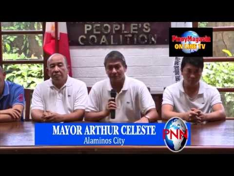 Mayors of western Pangasinan affirm support to NPC and Mark Cojuangco