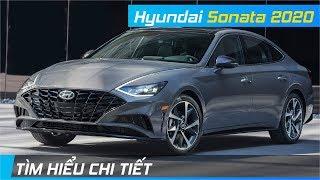 Hyundai Sonata 2020 | Đánh Giá Chiếc sedan hạng D phá cách nhất trên thị trường | XE24h