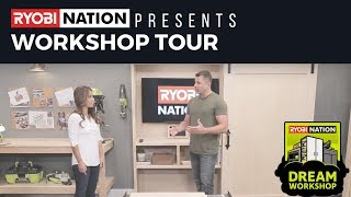 Dream Workshop Tour
