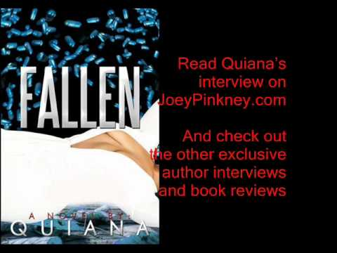 JoeyPinkney.com Presents... 5 Minutes, 5 Questions With... Quiana (Fallen)