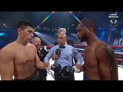 Dmitry Bivol - Jackson Junior | Дмитрий Бивол - Джексон Жуниор | Мир бокса