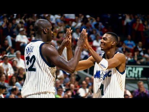 NBA 2K16 MyLeague | Rebuilding 94'-95' Orlando Magic | One Year Rebuild