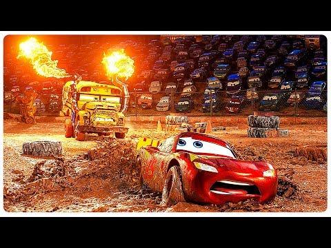 Cars 3 Movie Clips + All Trailer (2017) Disney Pixar Animated Movie HD thumbnail