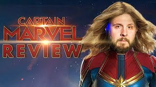 Captain Marvel Review - Movie Podcast