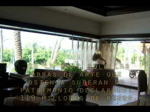 MIGUEL VARGAS MALDONADO MANSION DE 800 MILLONES DE PESOS PPH