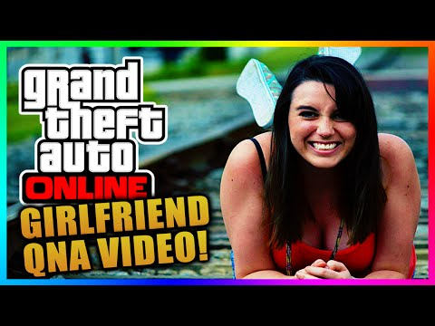 Gta 5 Girlfriend Qna! - Asking My Gf About Video Games, Life & More! (gta 5 Gameplay) video