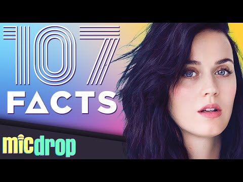 107 Katy Perry Music Facts YOU Should Know (Ep. #16) - MicDrop
