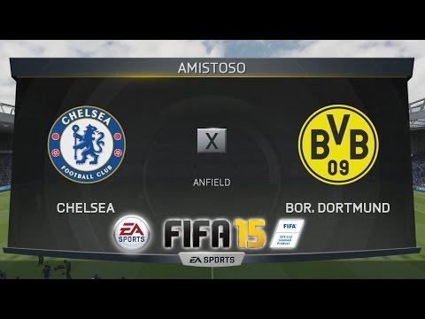 FIFA 15 DEMO - Chelsea x Borussia Dortmund [PS4 - PT/BR]