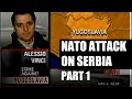 NATO Attack On Serbia Yugoslavia Kosovo 1999 ALL 77 DAYS -FULL 1/100