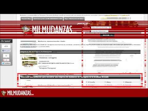 Thumbnail of video Mil Mudanzas empresas de mudanzas y guardamuebles en toda España.