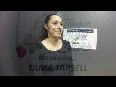 TANIA TAPSELL - Harcourts Rotorua Dancing With The Stars 2016