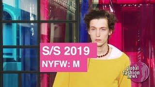 No. 21 Spring/Summer 2019 Men's Runway Show | Global Fashion News
